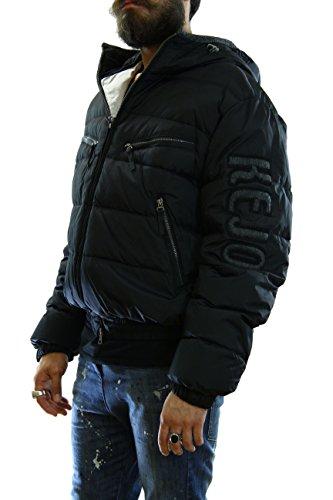 Con Jacket Down Piumino Toppe Mazinga Black Kejo Patch M Goose CwIx0tCOq
