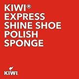KIWI Express Shoe Shine Sponge | Leather Care for