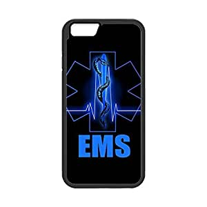 Custom TPU case with Image from EMT figuring EMS can Medical Rescue Snap-on cover for iphone 6 4.7