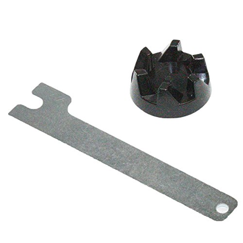 Supplying Demand 9704230 & Spanner Tool Blender Drive Coupler Fits Kitchenaid ()