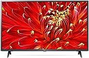 """Smart TV LED 43"""" LG ThinQ AI Full HD 43LM6300PSB 3"""