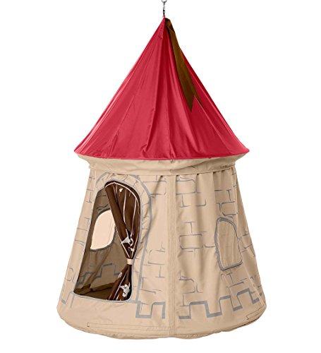 Castle HugglePod HangOut 35.43 L x 35.73 W x 88.98 H by Magic Cabin (Image #1)