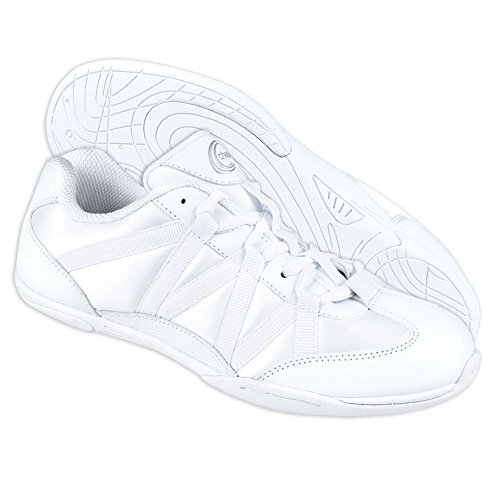 Chassé Ace II Cheerleading Shoes - White Cheer Shoes for Girls