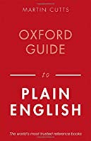 Oxford Guide to Plain English, 4th Edition Front Cover