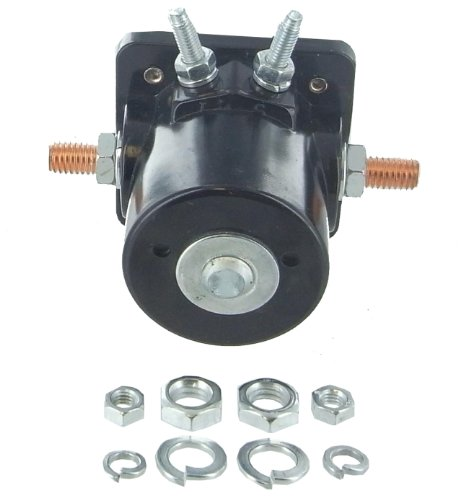 Parts Evinrude Outboard Motor Johnson - Starter Solenoid Replacement For Johnson, OMC, Evinrude Outboard Motor