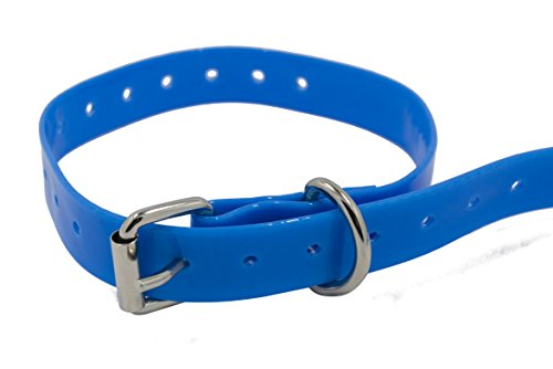 Replacement-Extra-Collar-Strap-Band-Buckle--for-Garmin-Delta-Dogtra-SportDOG-Tri-Tronics-Petsafe-TrainPro-Petrainer-Educator-Esky-Most-Dog-Training-Collars-and-Fence