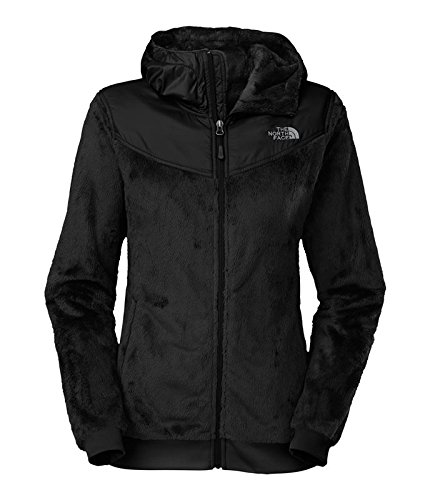Womens Oso Hoodie Jackets (The North Face Oso Women's Plush Fleece Hoodie-Small-Black)