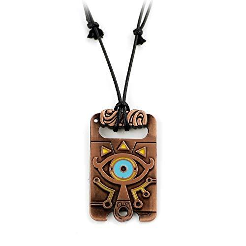 Amazon.com : Key Chains - Legend of Zelda Keychain Sheikah ...