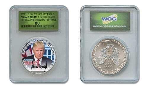 American Presidents Dollar Coin - 3