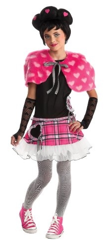 Japanese Dress Up Costumes (Rubie's Drama Queens Tween Harajuku Girl Costume - Tween Small (0- 2))