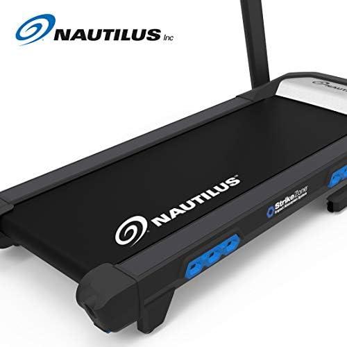 Nautilus T626 : Cinta De Correr T626 Plegable, Color Negro-26 ...
