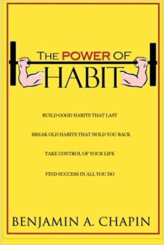 Bad habits of a person