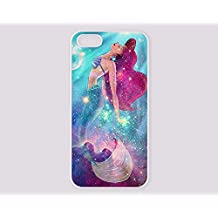 Ariel Little Mermaid Design Hard Case Cover Skin for iphone 6 case iphone 6plus iphone 5 5s 4 4s iphone 5c Samsung Galaxy S5 S3 S4 note 2 note3 note4 (Case for iPhone 6(Black Hard))