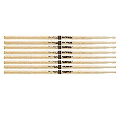 - Promark Shira Kashi Oak Classic 5A 4-Pack (PW5AW-4P)