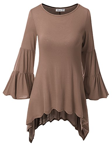 SJSP Womens V neck Top Lace Top Alo Sport Sublimation Party Tunic Top,X-Large,XL