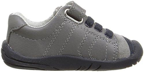 PediPed Jake, Zapatillas Para Chico Grey (Grey Blue GYBL)