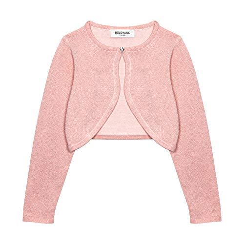 Bolerose Sleeve Sparkle Cardigan Childrens product image