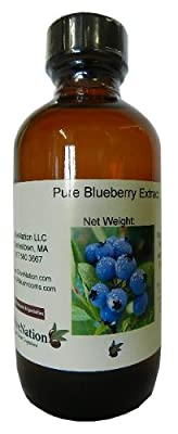 Pure BlueBerry Extract by OliveNation 4 oz