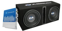 MB210SP Amp and Enclosure