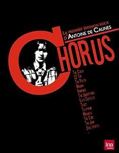"""Afficher """"Chorus, la première émission rock d'Antoine de Caunes"""""""