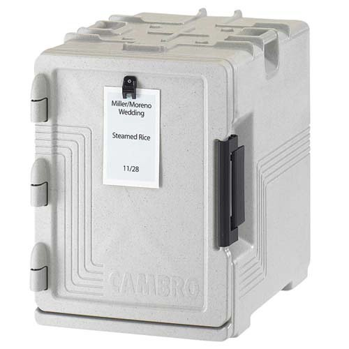 Cambro (UPCS400480) Front-Loading Ultra Pan Carrier - S-Series Cambro Cold Food Storage Box