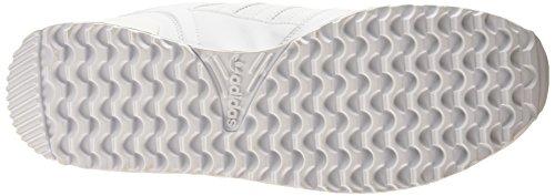 adidas Bianco White unisex Sneakers White 700 Aluminum Zx RrIAR