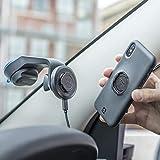 Quad Lock Wireless Charging Head for Car/Desk Mount