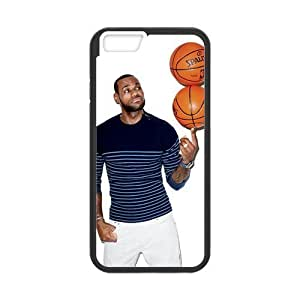 iphone 4 4s Case, [lebron james] iphone 4 4s Case Custom Durable Case Cover for iPhone6 TPU case(Laser Technology)