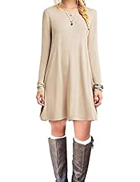 Amazon.com: Beige - Dresses / Clothing: Clothing, Shoes & Jewelry