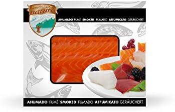 SALMÓN SOCKEYE DE ALASKA 100G: Amazon.es: Alimentación y bebidas
