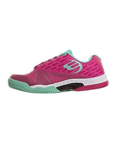 Zapatillas de pádel de Mujer Breico Bullpadel: Amazon.es: Deportes ...