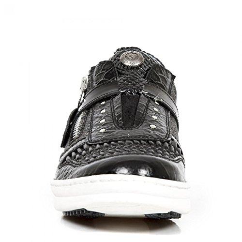 Tienda de descuento para Descuento de Español Nuevos Hechos A Mano De Rock M Hy031ls C1 Zapatos De Deporte Negro De Seguridad Unisex Liquidación Obtenga Auténtico Cómodo para la venta Clásico TbjKAbi6o
