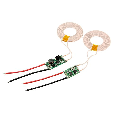 Quickbuying 5V 2A Wireless Charging Charger Module Power Supply Coil For Cell Phone