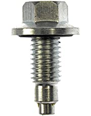 Dorman 090-936CD Oil Drain Plug Magnetic M12-1.75, Head Size 15mm for Select Models