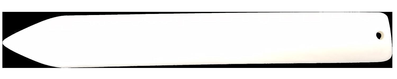 16 cm Falzbein spitz aus echtem Knochenbein