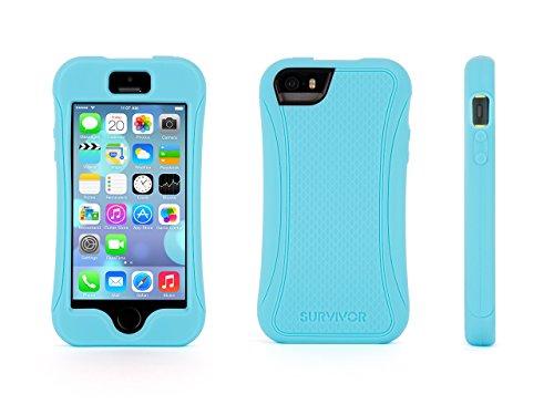 Griffin Technology Turquoise Survivor Slim Protective Cas...