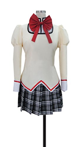 Dreamcosplay Anime Puella Magi Madoka Magica School Outfits Cosplay