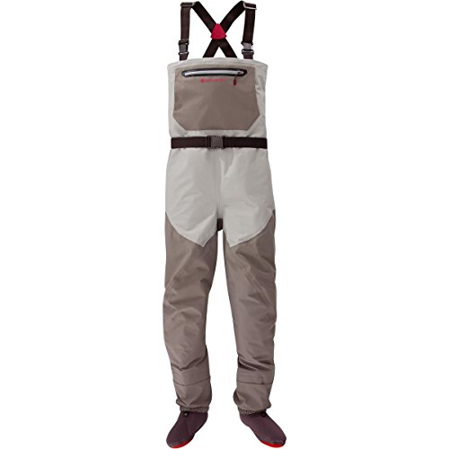 Redington Sonic-Pro Fly Fishing Waders - XX-Large, Feather Grey