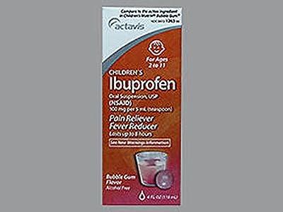 Ibuprofen Child Susp B-gum*act , 100mg/5ml Bubble-gum