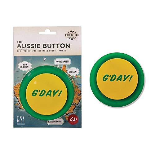 G'DAY Aussie Button