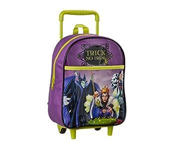Atosa-27628 Disney Mochila Carrito Niña Color Violeta 24x34x11 cm (27628: Amazon.es: Juguetes y juegos