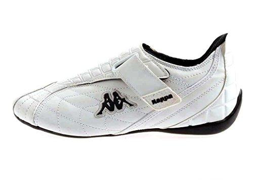 Kappa Whinny Ii, Zapatillas para Niñas blanco