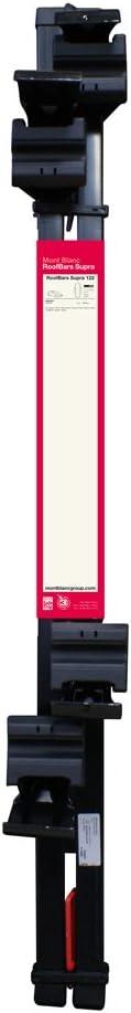 Mont Blanc 238770/Barres de Toit Supra 122/Complet