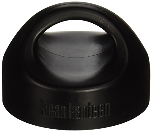 Wide Loop Cap (Klean Kanteen Wide Loop Cap, Leak Proof Wide Mouth Stainless Steel Interior Cap)