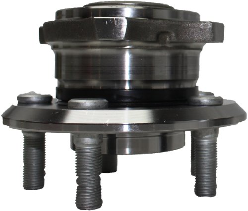 Brand New Front Wheel Hub and Bearing Assembly for Chrysler 300, Dodge Charger, Magnum AWD 5 Lug 513225