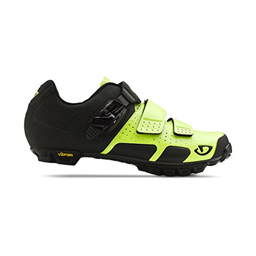 Giro Code VR70 - Zapatillas Hombre - negro 2017 Amarillo, negro (Highlight Yellow/Black)