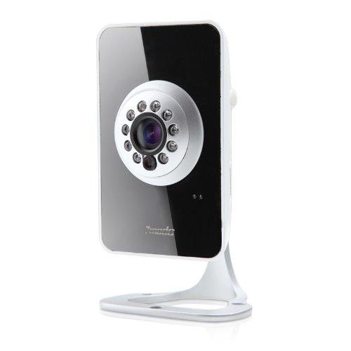 Zmodo ZH-IXD15-WC 720p HD Megapixel Indoor Mini Wireless IP Camera (Black)