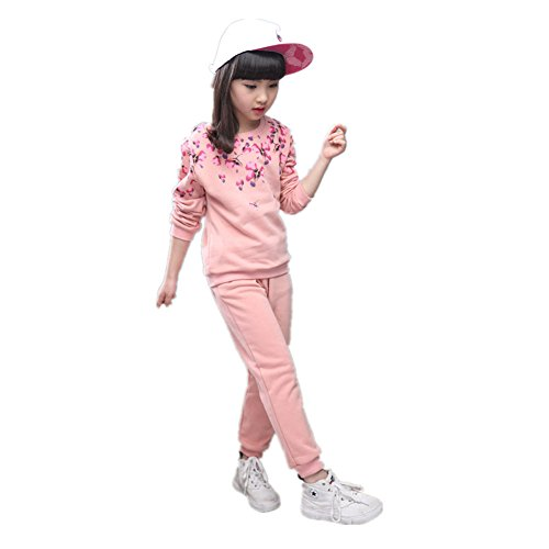 ftsucq-big-girls-floral-hoodies-suits-two-piecespink-150