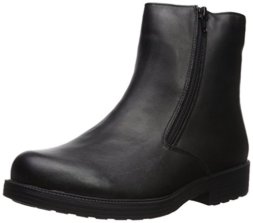 Propet Men's Troy Chelsea Boot, Black, 14 3E US by Propét