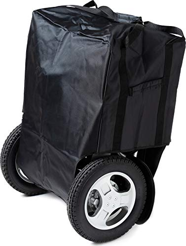 (Miracle Mobility Freedom Series Gold & Gold XL Electric Wheelchair Travel and Storage Bag)